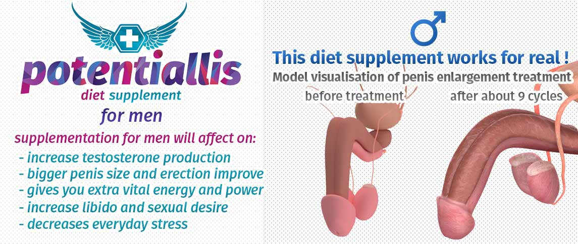 Potentiallis penis enlargement formula xtra penis size penis pump natural viagra